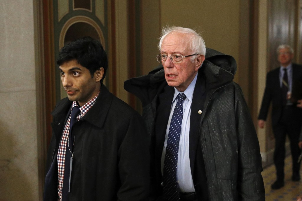 ARG Poll: Sanders Leads by 15 Percent in NH