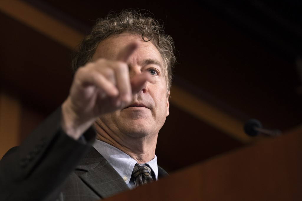 Sen. Van Hollen responds to Rand Paul's 'repugnant' whistleblower question