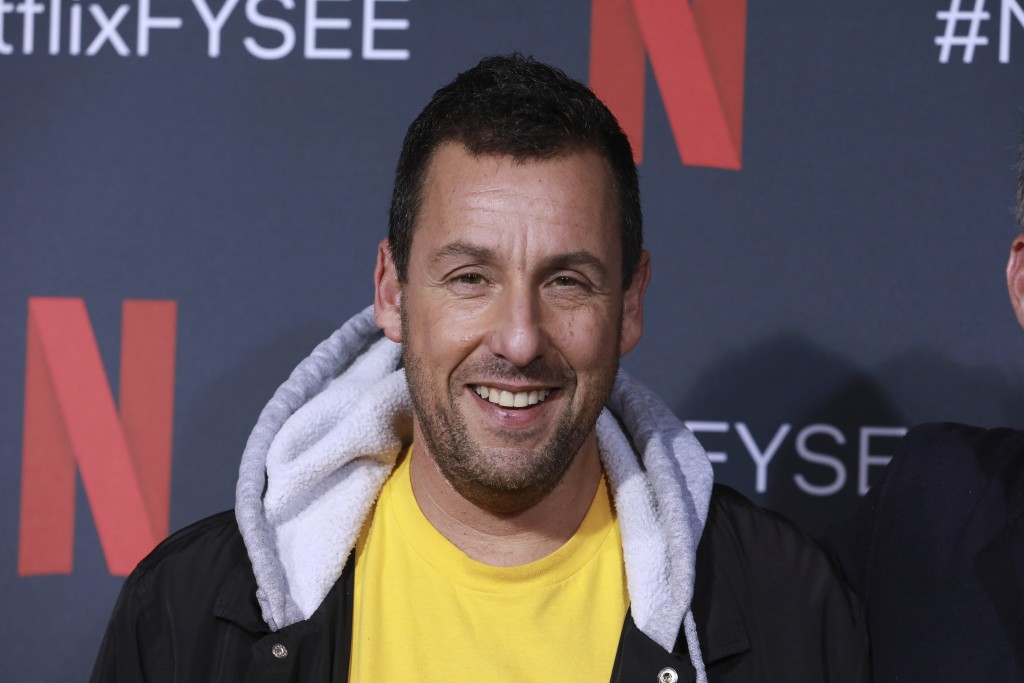 Adam Sander signs deal with Netflix to make 4 more films