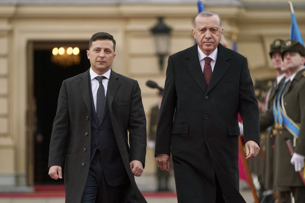 Erdogan: Turkey to respond 'firmly' to any Syrian attack in Idlib
