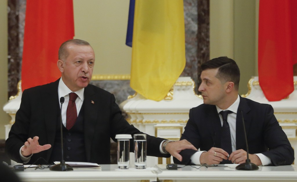 Putin & Erdogan talk Syria, agree to better coordination