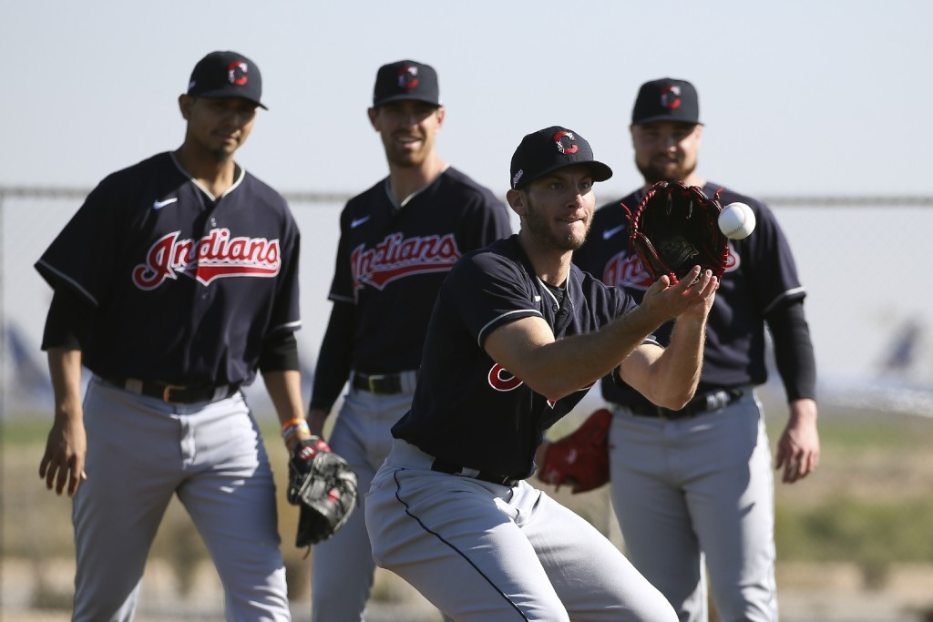 Indians got preview of '20 rotation without Kluber and Bauer | Taiwan News