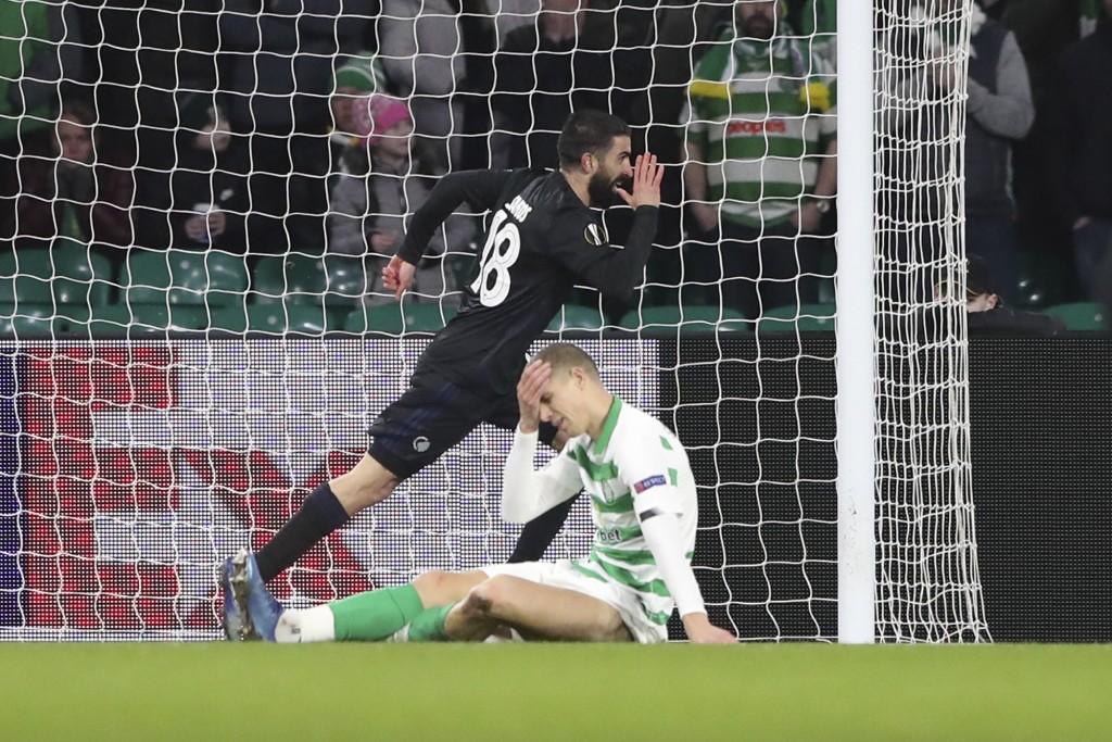 Celtic v Copenhagen: Michael Santos banned for three games