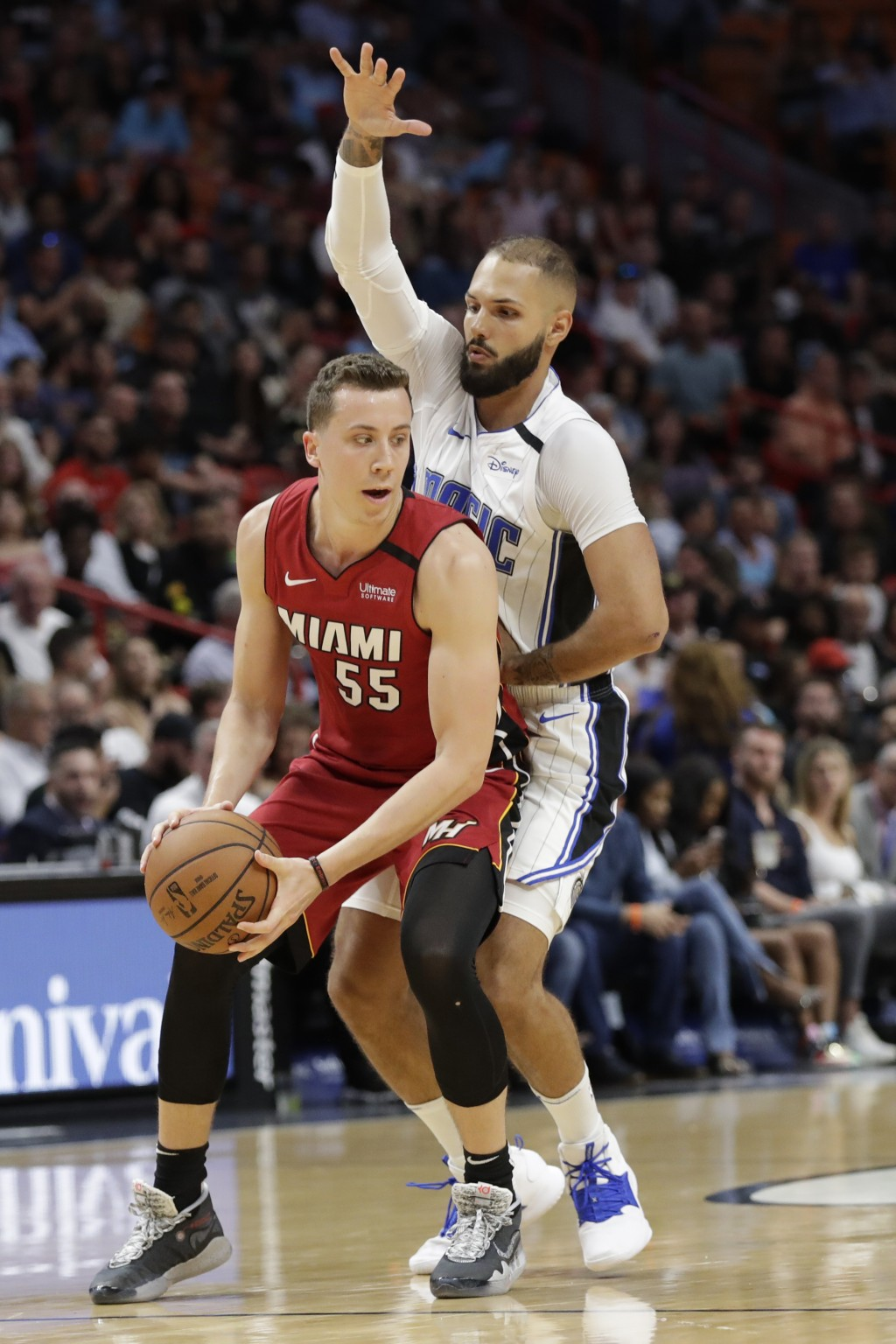 Miami S Duncan Robinson On A Record Path From 3 Point Land Taiwan News