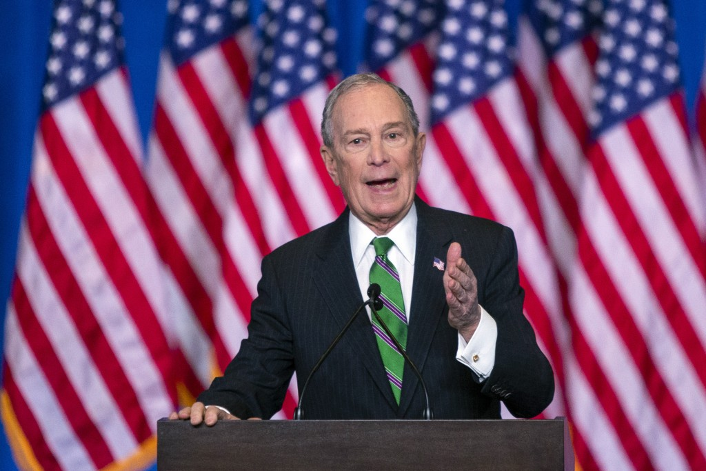 Bloomberg to transfer $18M to Democratic National Committee