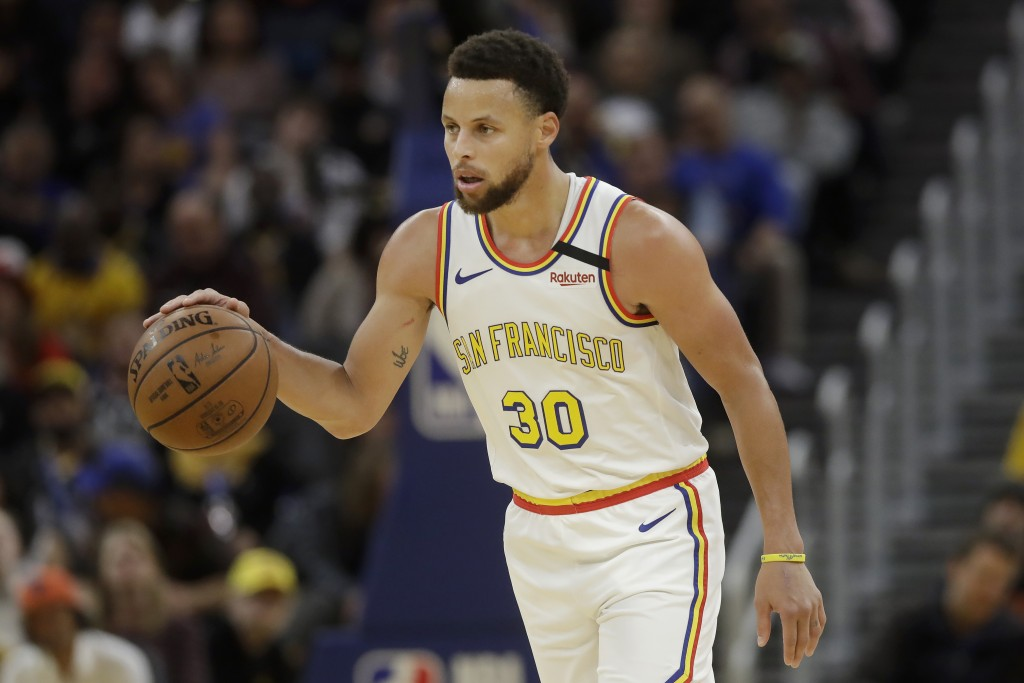 Stephen Curry set to return for Warriors on Thursday night