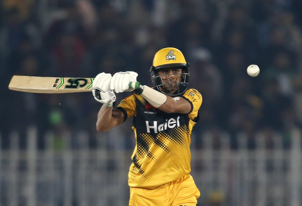 Peshawar Zalmi defeat Islamabad United by seven runs on DLS