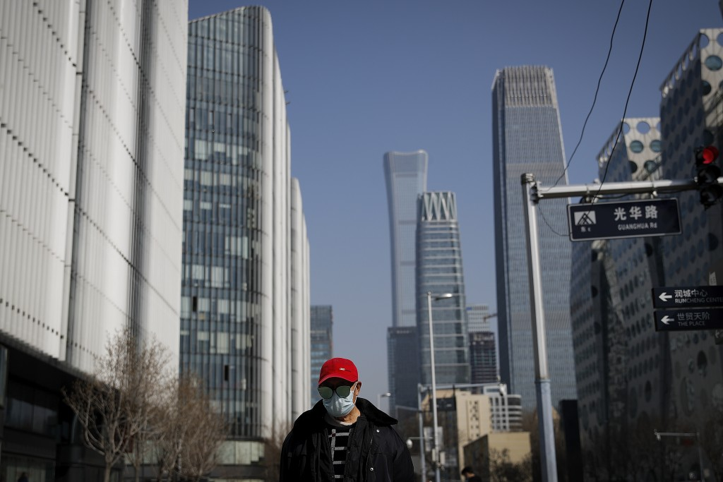 China to speed uprecovery ofits economy despite huge loss in Q1