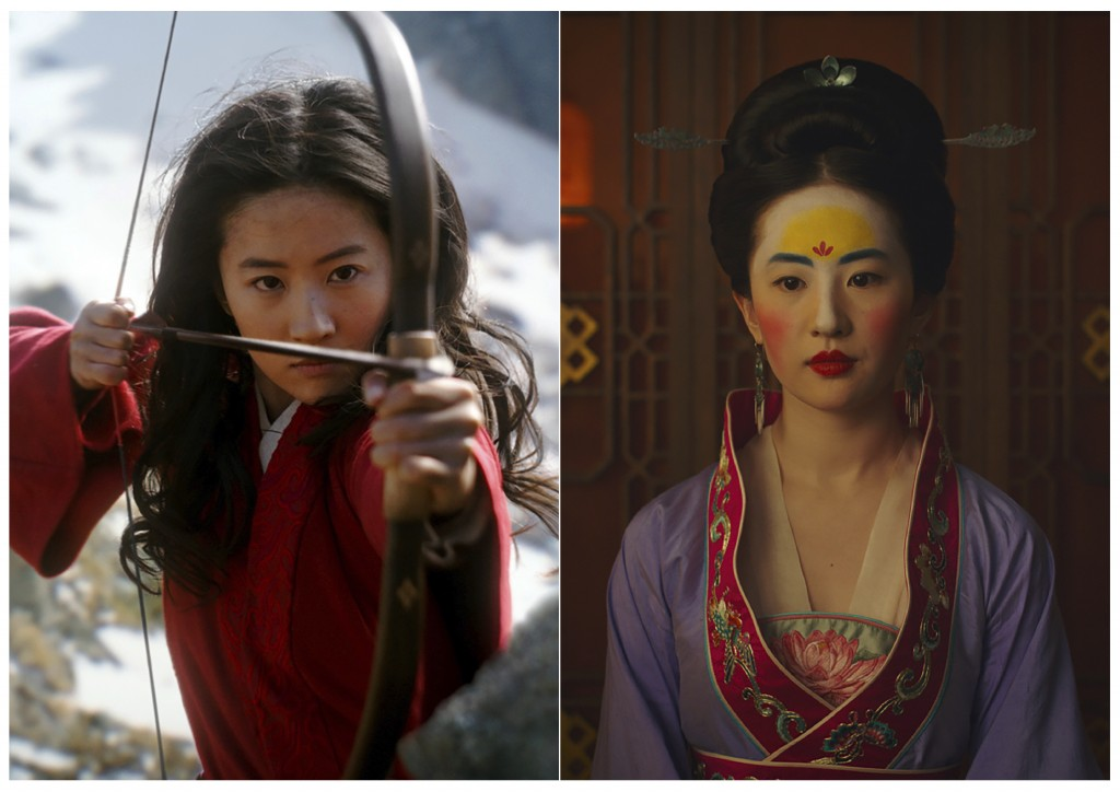 """""""Mulan"""" has not met theexpectations of Chinese audiences."""