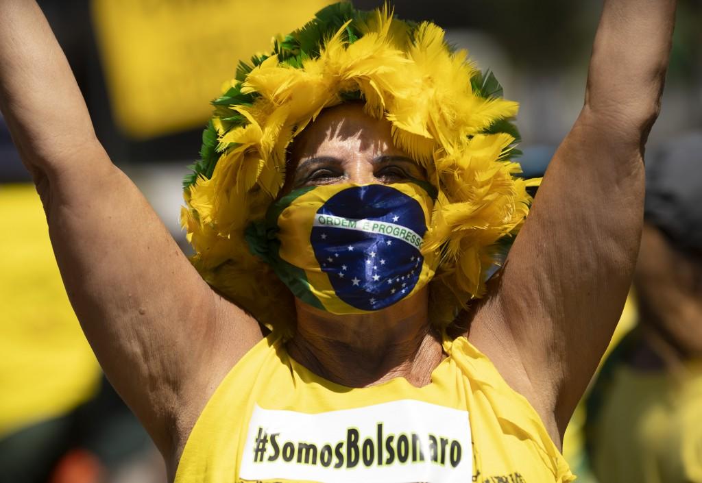 Coronavirus hits Brazil govt, Bolsonaro unfazed