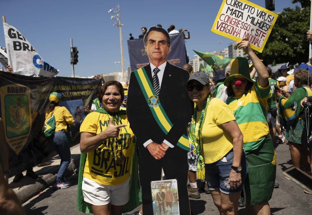 Mass escape in at least 4 Brazilian prisons amid outbreak
