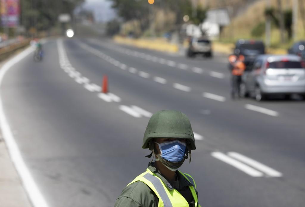 Venezuela orders 'collective quarantine' in response to coronavirus