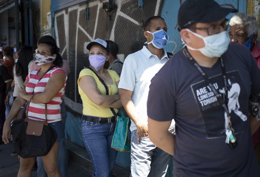 IMF rejects Maduro's bid for emergency loan to fight coronavirus