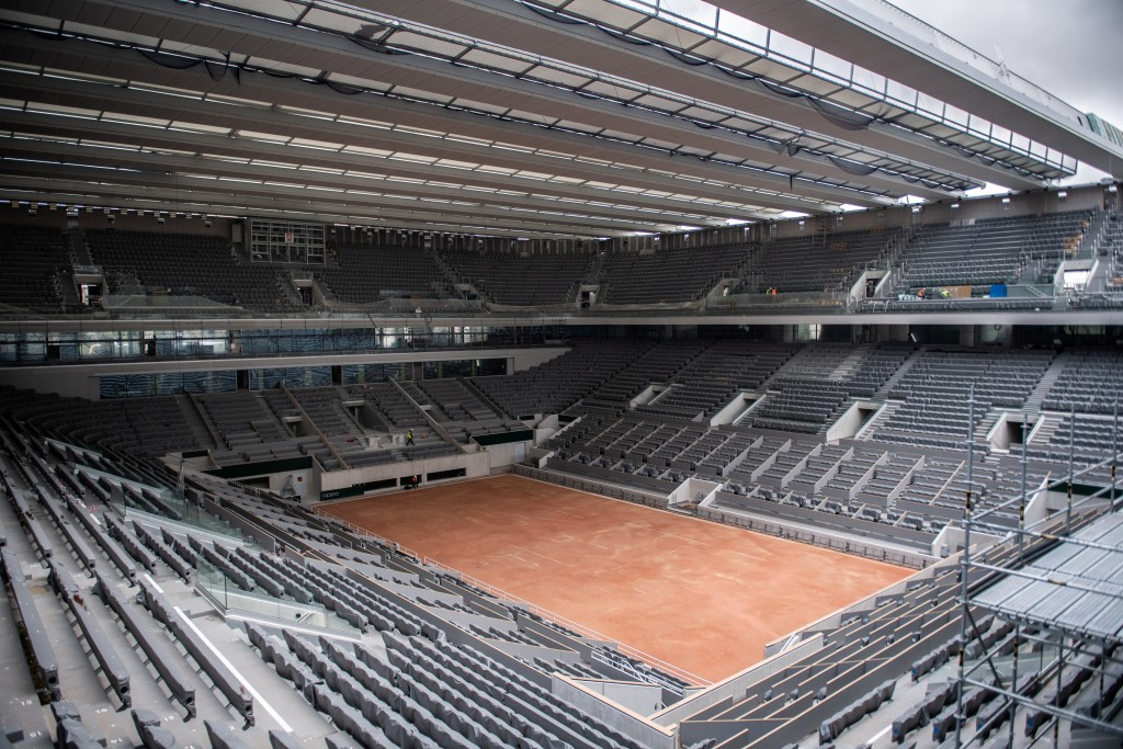 French Open tennis postponed until late September due to coronavirus