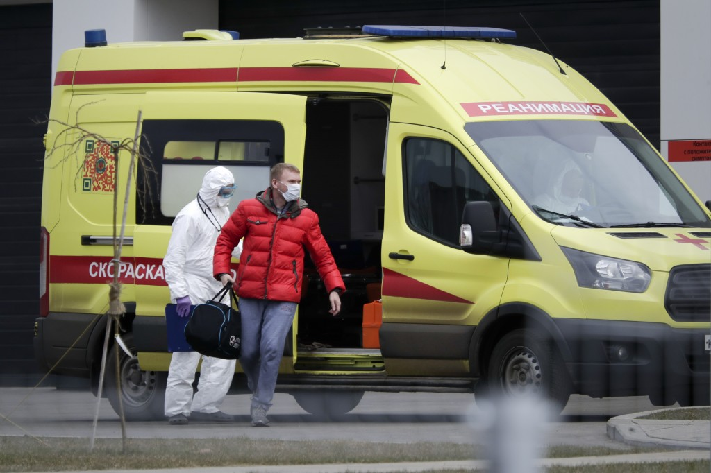 Coronavirus: Russia Ships Medical Aid to Italy, Uzbekistan Closes Borders