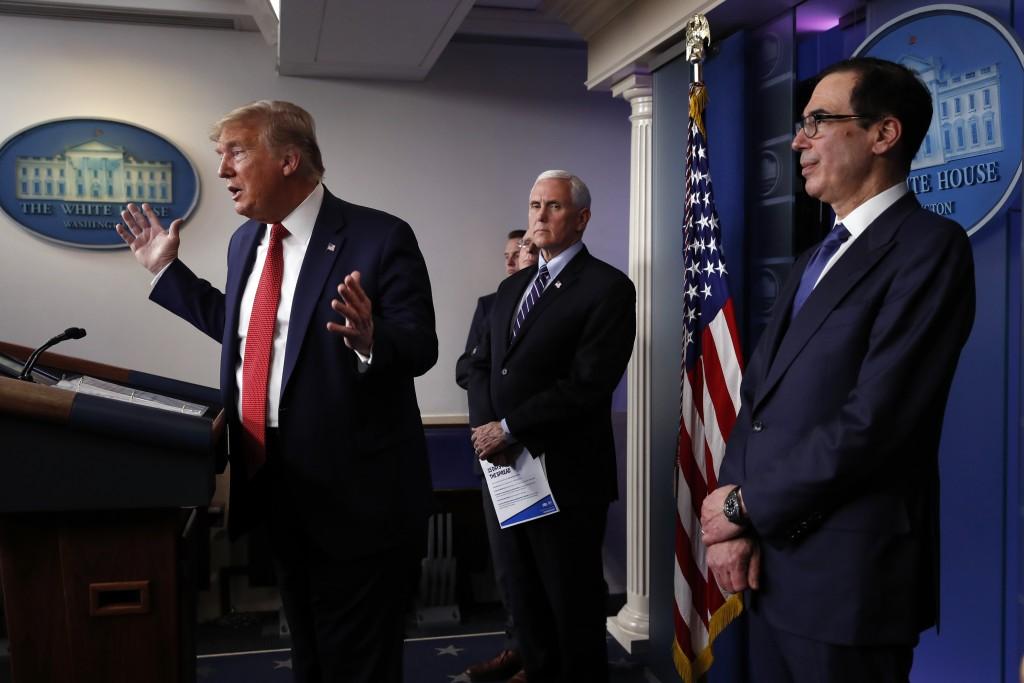 Trump Questions Cuomo's Call for 30000 Ventilators