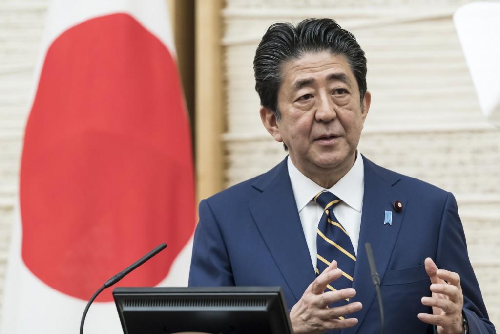 日本首相安倍晉三(照片來源:美聯社提供)