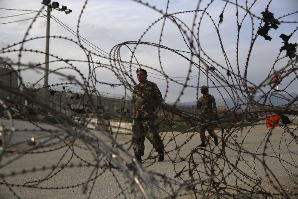 U.S. commander meets Taliban officials as Afghan peace process stutters