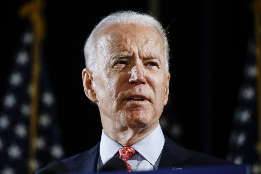 Former 2020 candidate Sen. Elizabeth Warren endorses Joe Biden