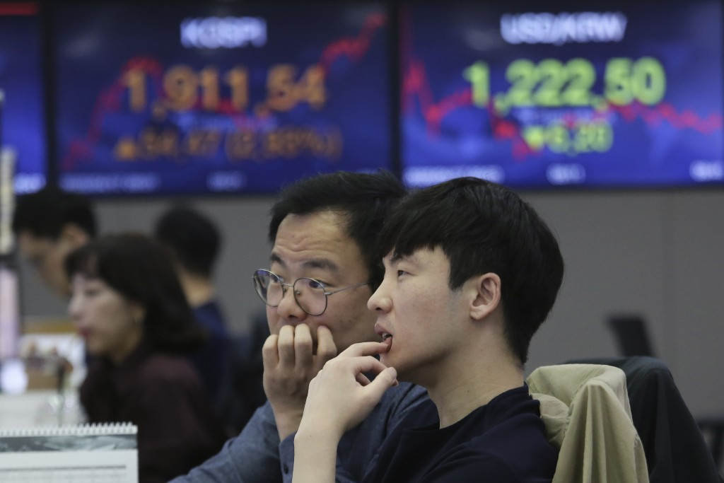Wall Street Rebounds Amid Optimism About Ease In COVID-19 Outbreak