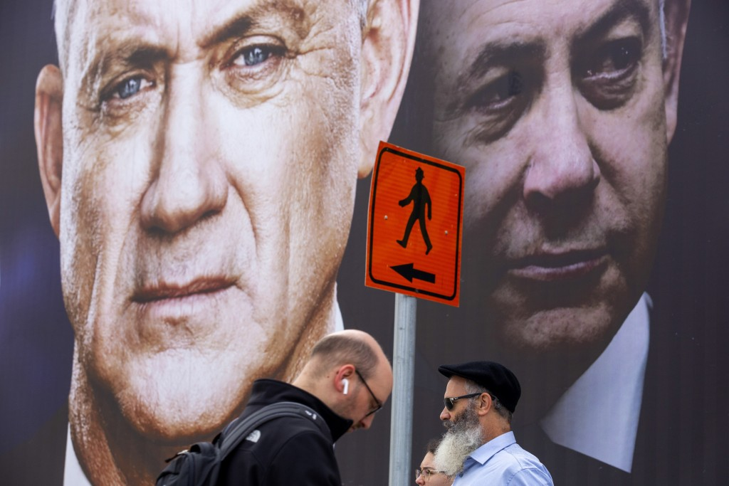 Netanyahu reaches threshold for forming government