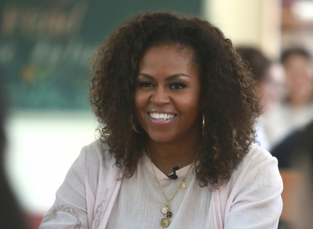 Michelle Obama's star power could help Biden unite Democrats