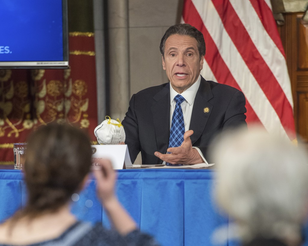New York May Partially Reopen On May 15: Governor