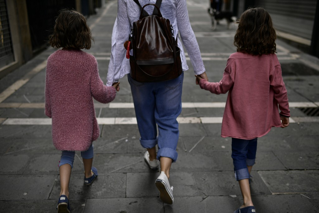 Spain to allow outdoor exercise as kids prepare for taste of freedom