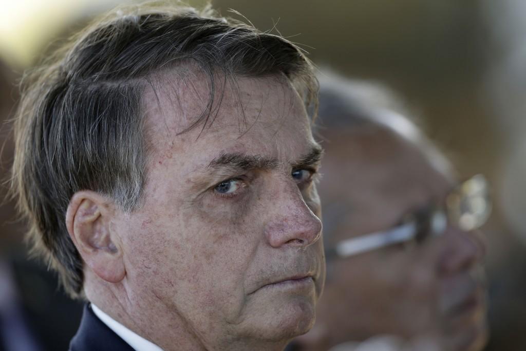 'I don't do miracles', says Bolsonaro as Brazil's coronavirus death toll rises