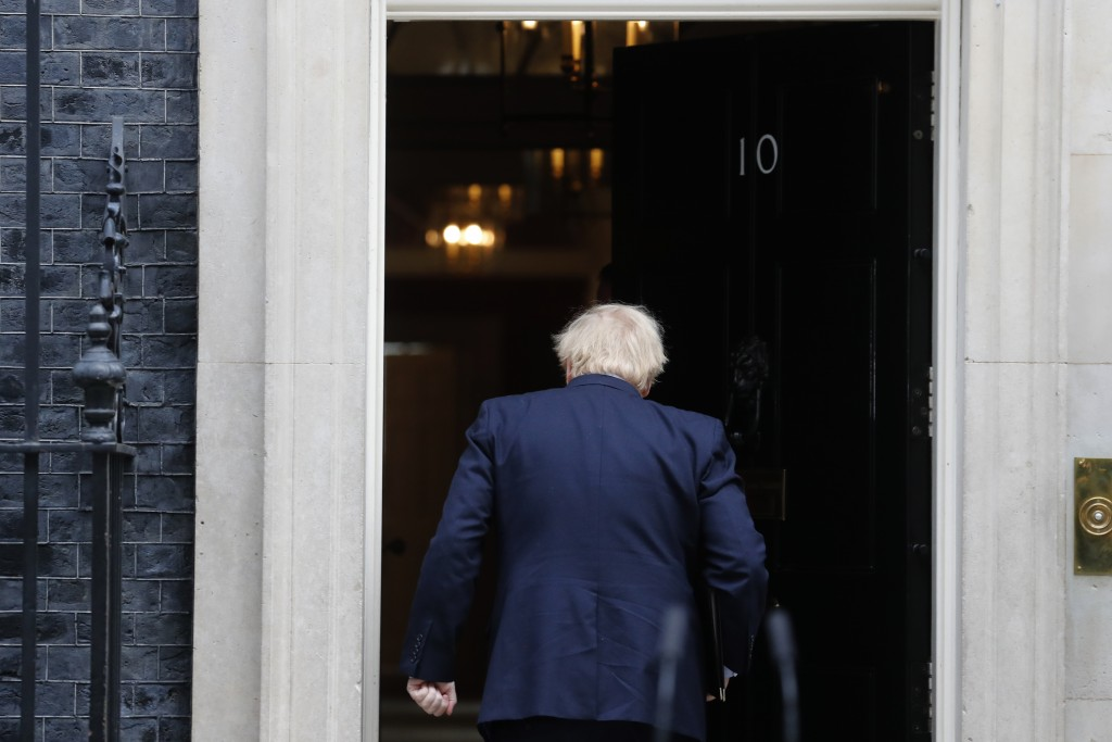 It is early to lift lockdown, UK PM Boris Johnson says