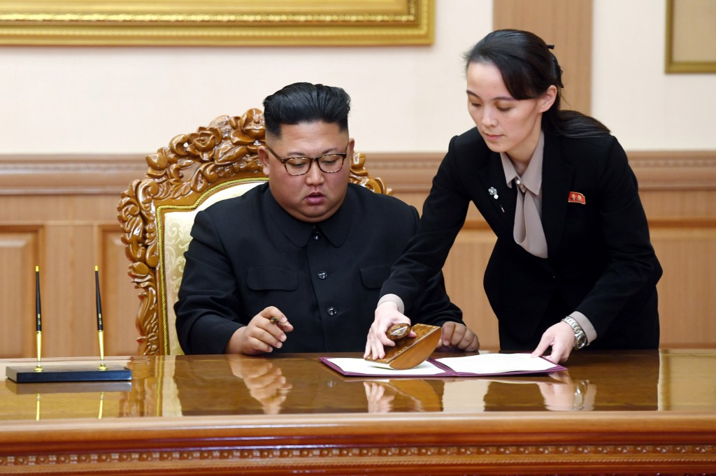 South Korean intelligence says Kim Jong-un is alive and well