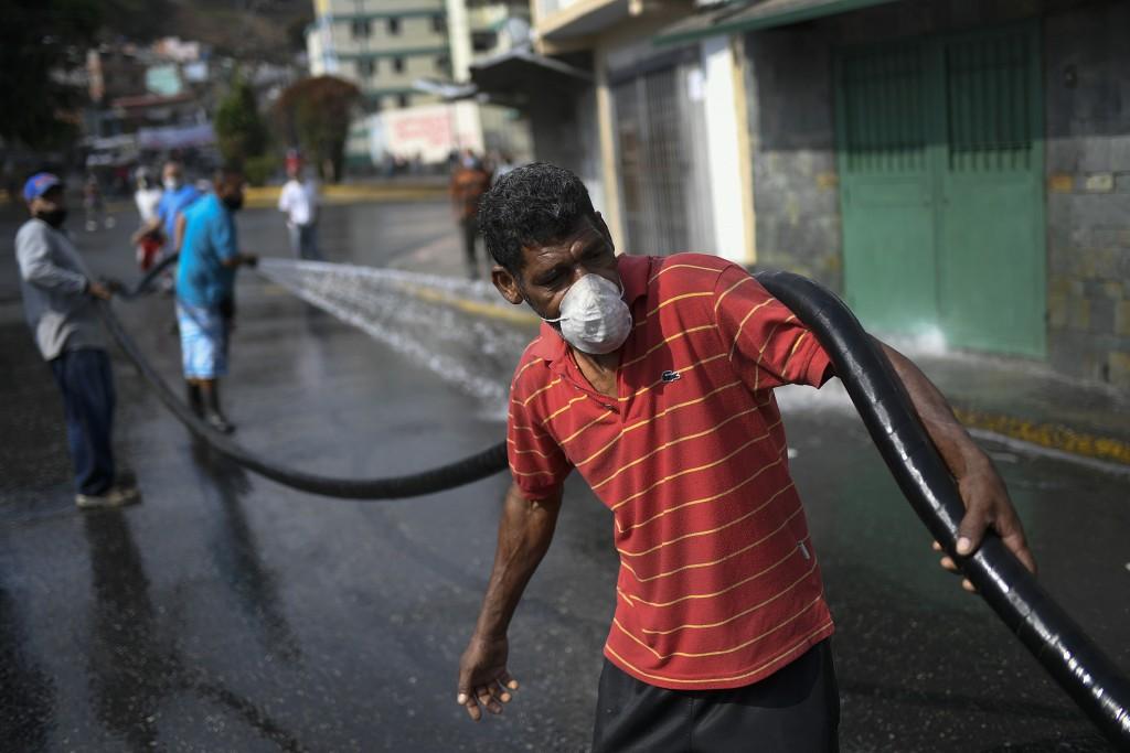 Venezuela says it foiled an incursion by 'mercenaries'