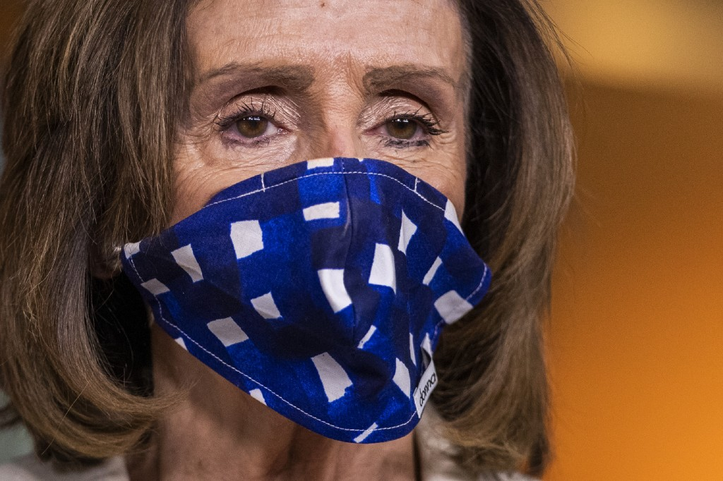 Nancy Pelosi rips White House for blocking Dr. Fauci from testifying
