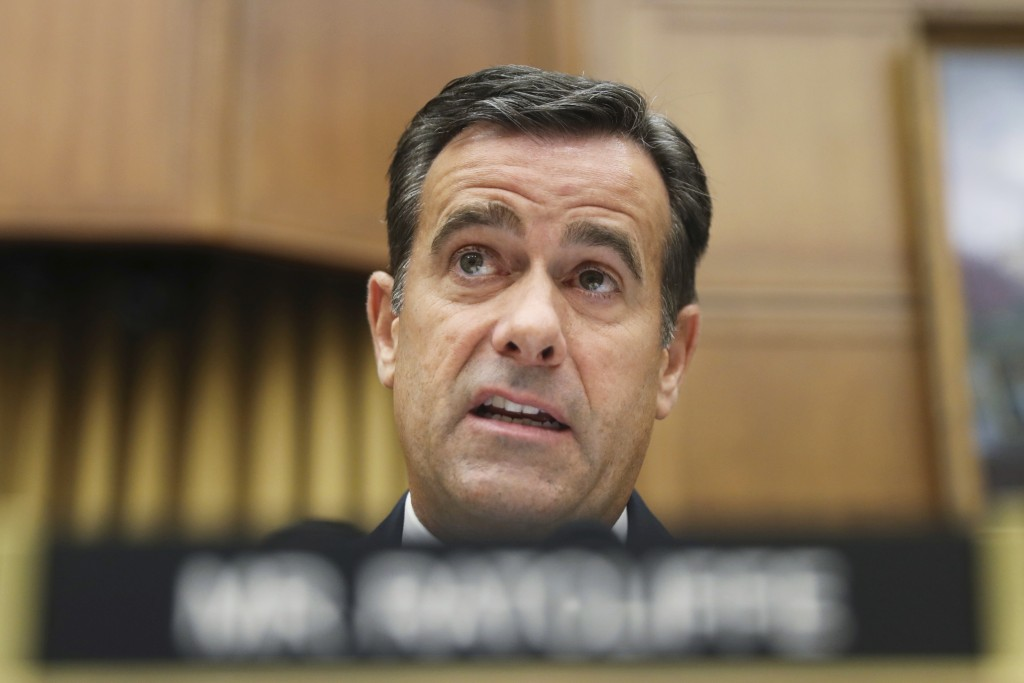 Rep. John Ratcliffe Testifies Before The Senate Intelligence Committee
