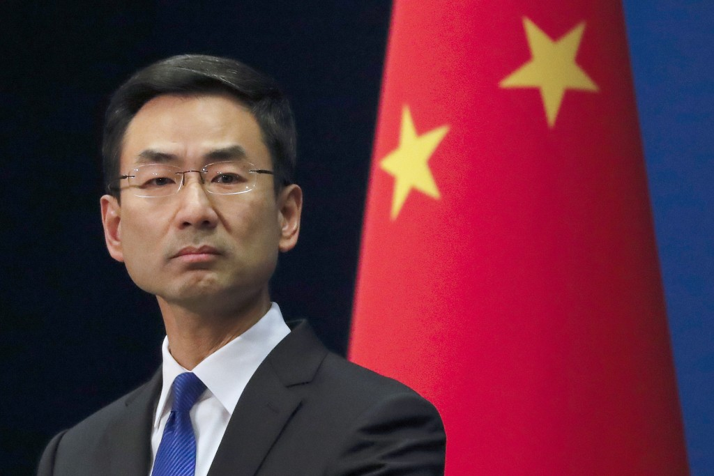 China warns of countermeasures to new U.S