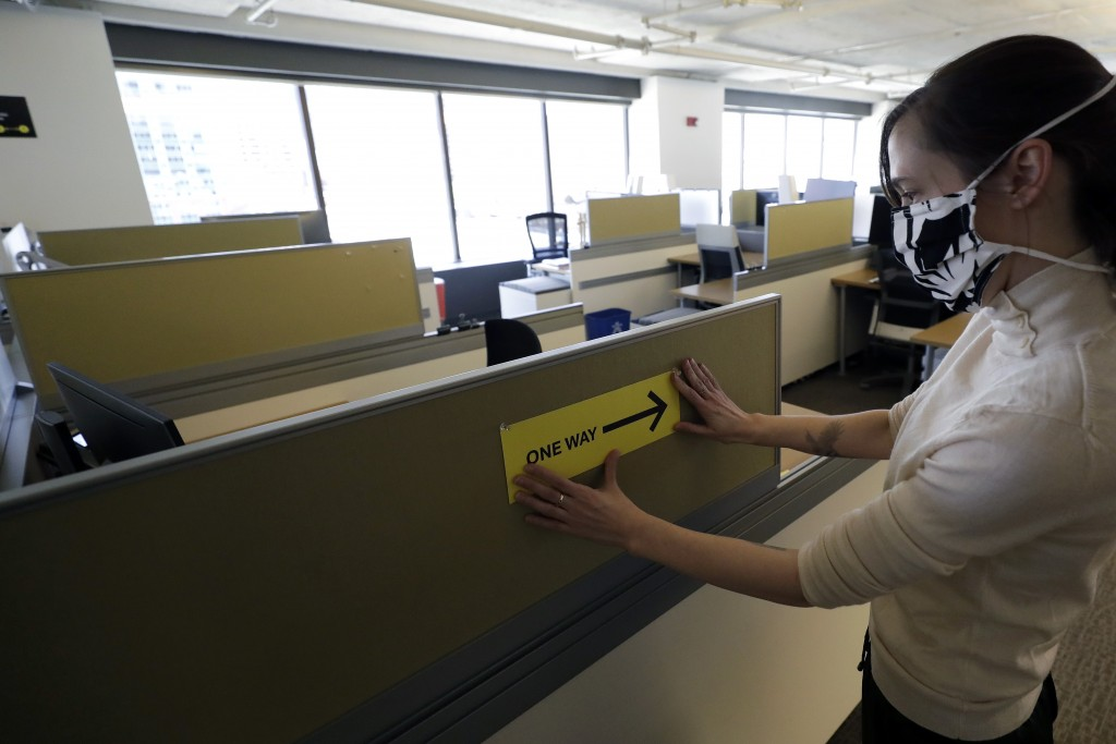 Cubicle Comeback Pandemic Will Reshape