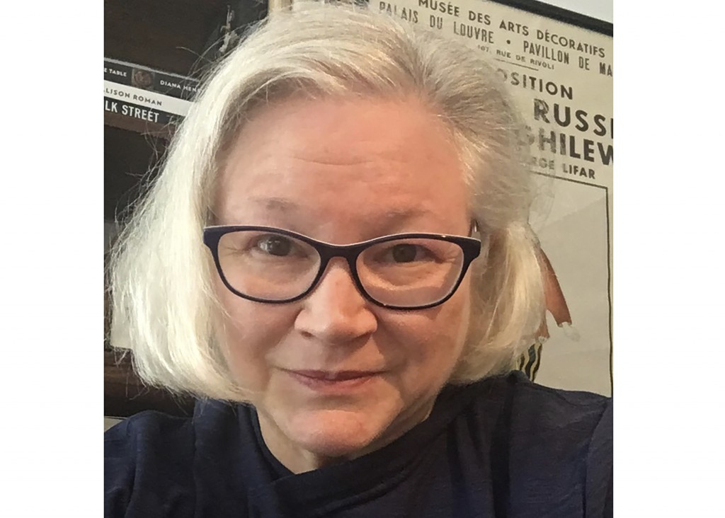 This May 1, 2020 photo shows Susan Jones in New York. In April, as the coronavirus was ravaging New York, Jones learned her older brother had Myelodys...