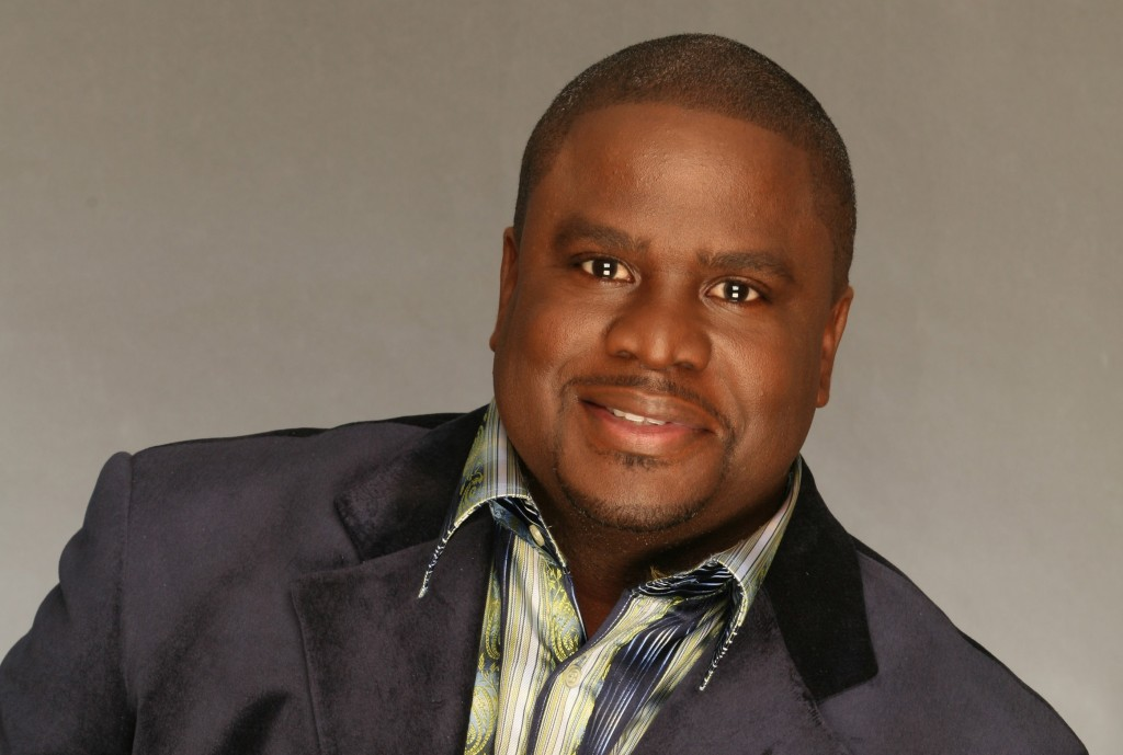 This image provided by Emtro Gospel shows gospel singer Troy Sneed. (Emtro Gospel via AP)
