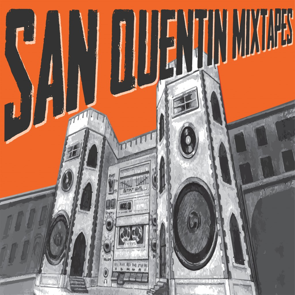 "This cover image released by Equity Distribution shows ""San Quentin Mixtape, Vol. 1,"" a collection of songs by various inmates at San Quentin State Pr..."