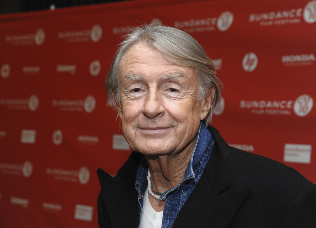 "FILE - In this Jan. 29, 2010 file photo, director Joel Schumacher attends the premiere of ""Twelve"" during the 2010 Sundance Film Festival in Park City..."