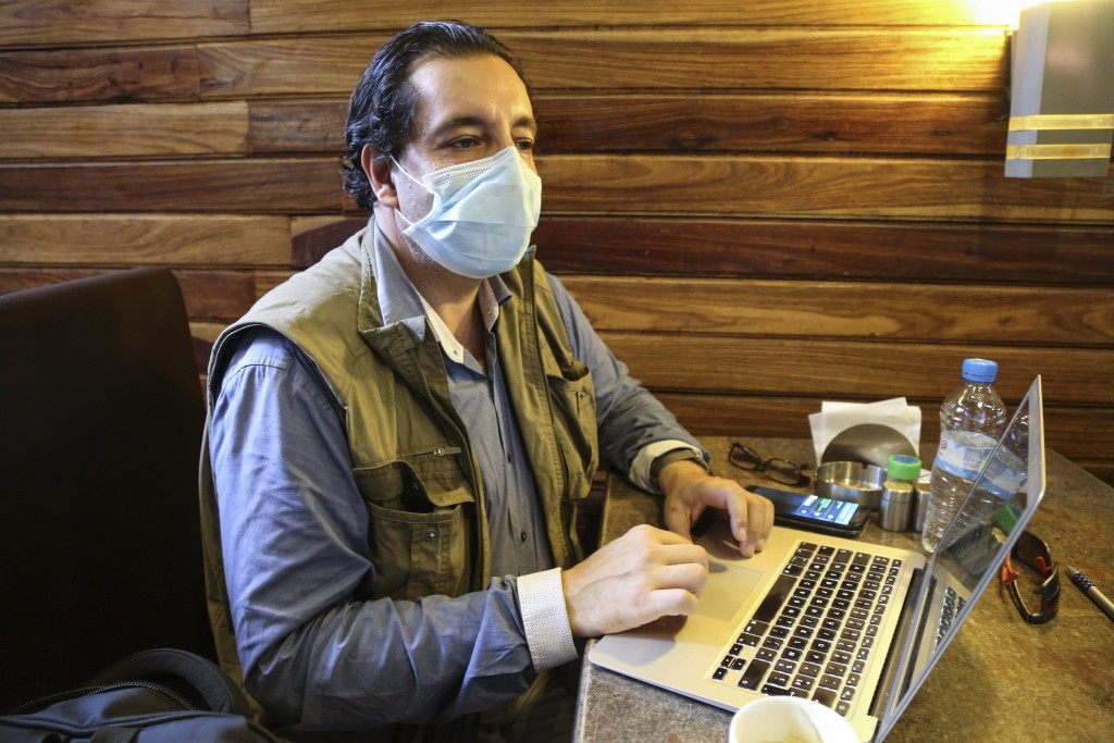 Dr. Amer Sattar, who worked in Guinea during the Ebola epidemic that began in 2014and spread through West Africa ultimately killingmore than 11,000 ...