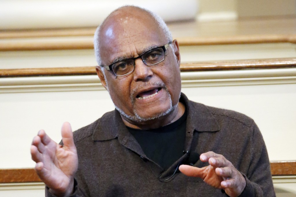 This Wednesday, Feb. 5, 2014 file photo shows Bob Moses, a director of the Mississippi Summer Project and organizer for the Student Non-Violent Coordi...