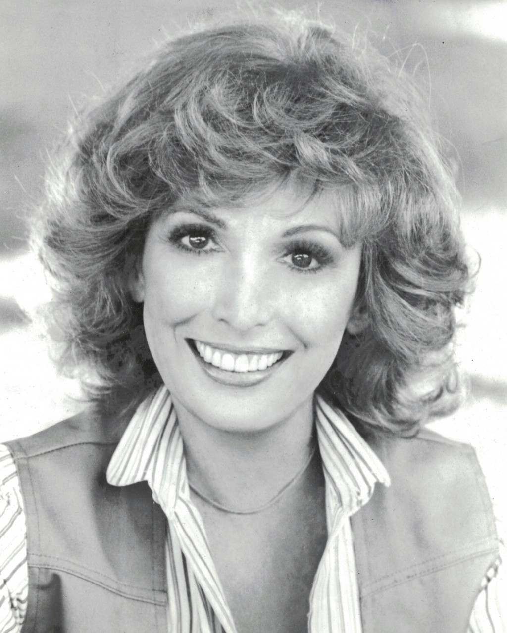In this undated photo provided by Mark Scroggs, voice actress Julie Bennett poses for a photo. The coronavirus has claimed the lives of artists and ar...