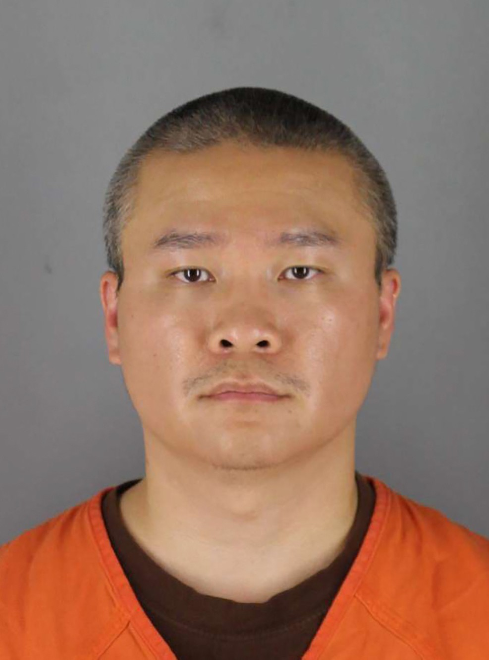 This combination of photos provided by the Hennepin County Sheriff's Office in Minnesota on Wednesday, June 3, 2020, shows Tou Thao. Thao and two othe...