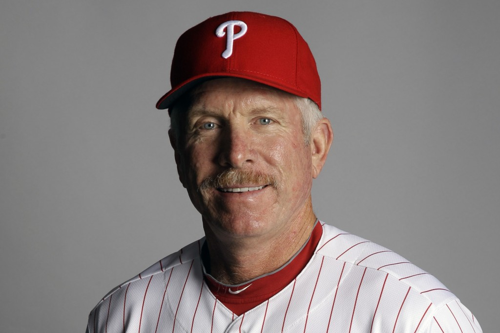 """FILE - This March 1, 2012, file photo shows Mike Schmidt of the Philadelphia Phillies baseball team. """"If you're looking to expose individuals in baseb..."""