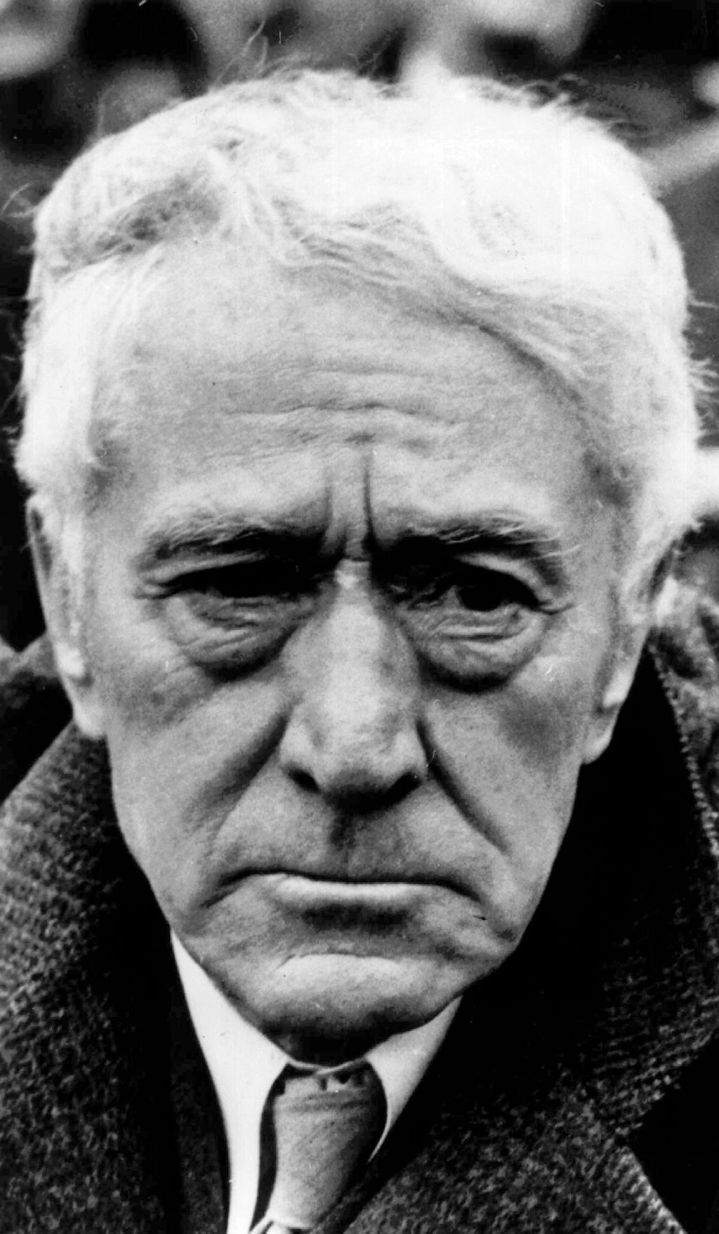 """FILE - In this 1938 file photo, Kenesaw Mountain Landis, baseball's first commissioner, is shown at age 78. The legacy of Landis is """"always a complica..."""