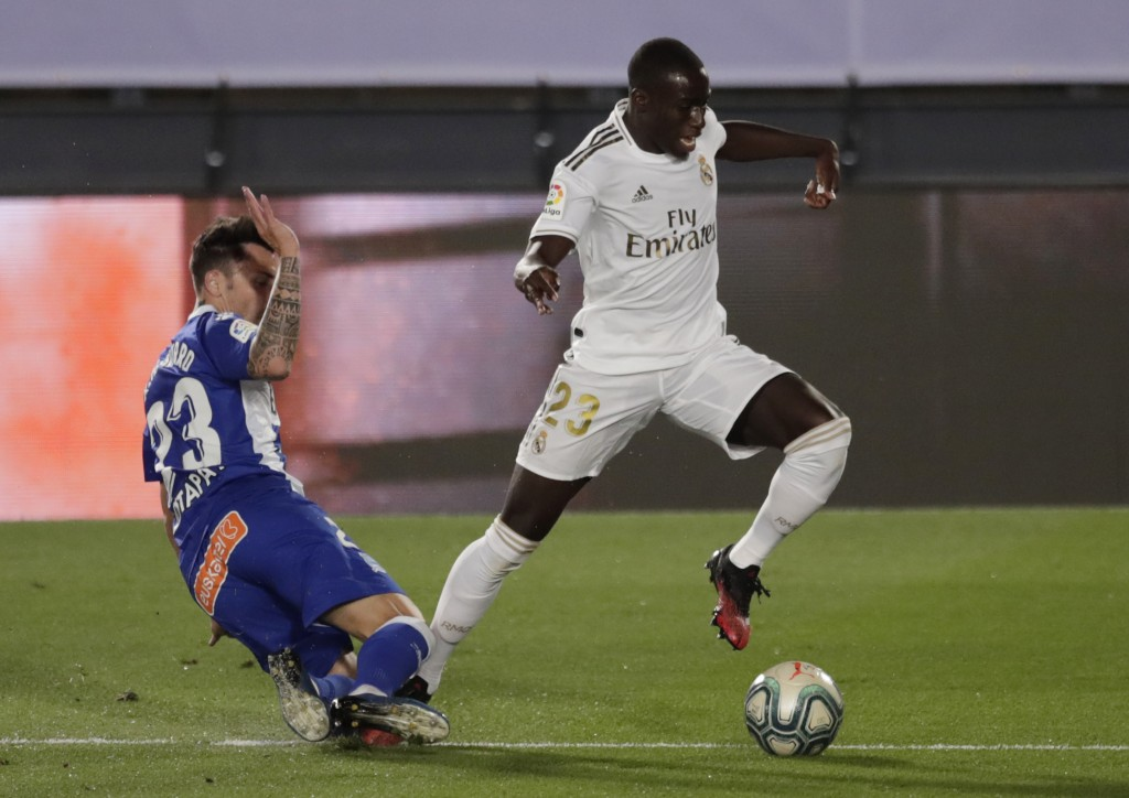 Madrid Beats Alaves 2 0 For 8th Straight Win In Title March Taiwan News 2020 07 11