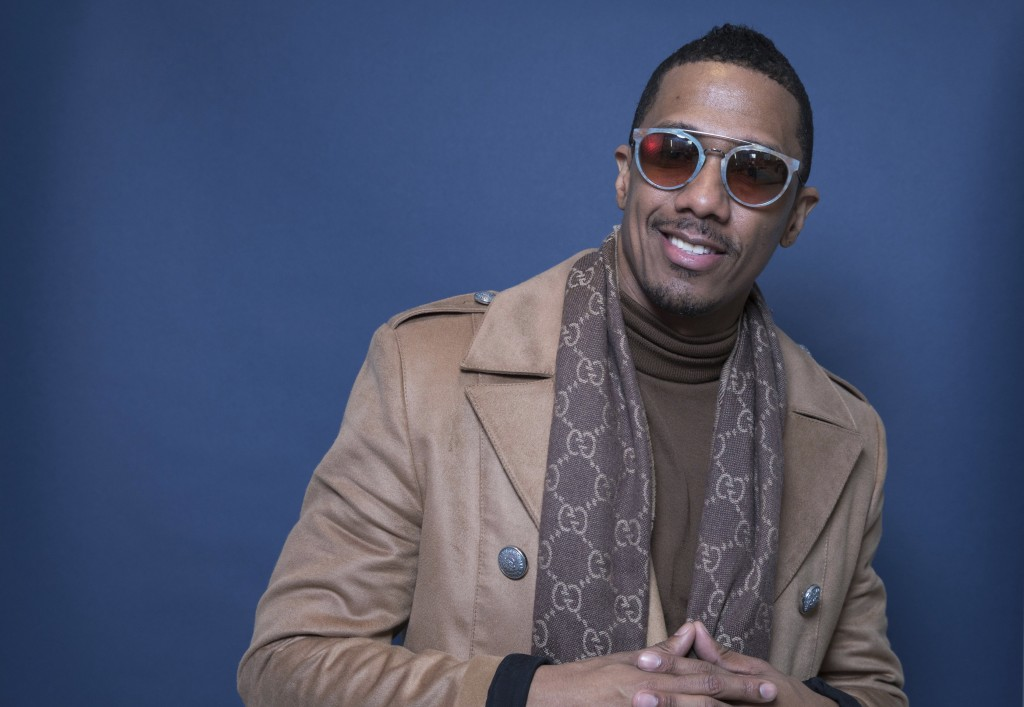 """FILE - In this Dec. 10, 2018, file photo Nick Cannon poses for a portrait in New York. Cannon's """"hateful speech"""" and anti-Semitic conspiracy theories ..."""