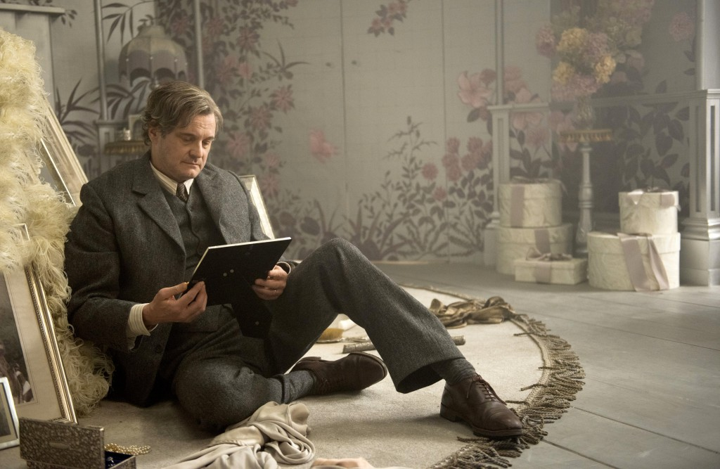 """This image released by STXfilms shows Colin Firth in a scene from """"The Secret Garden.""""  (STXfilms via AP)"""