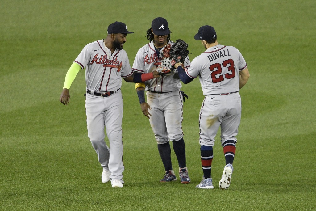 Braves beat Nationals 2-1 behind Anderson's strong outing | Taiwan News |  2020/09/13